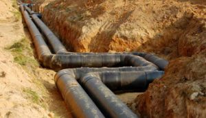 Proper sewer line installation is vital
