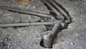 Sewer line repair tips