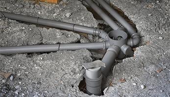 Sewer line repair tips