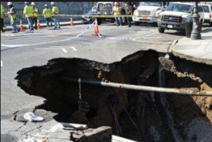 Sewer lines should undergo regular inspection