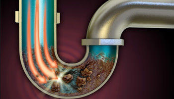Get your clogged drain cleaned fast!