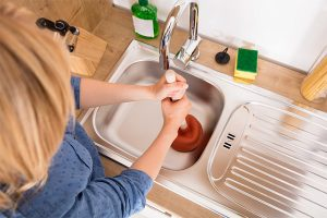 Tips for dealing with clogged drains