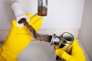 Read more about the article Avoid washing these things down your bathroom or kitchen drain