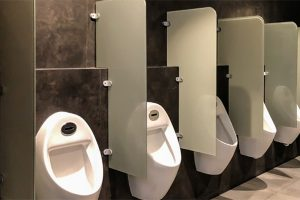 The main causes of urinal drain clogs