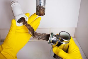 Several reasons your drains might become clogged