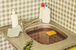 Determing whether your sewer main line is blocked or just a plumbing fixture