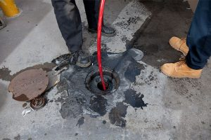 Water (hydro) jetting is an eco-friendly solution to clearing drainage systems